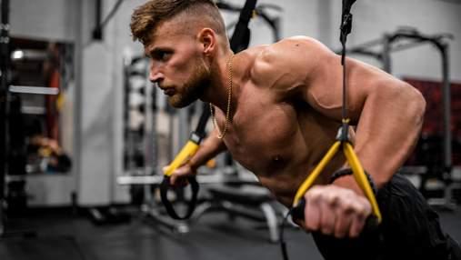 Как накачать мышцы груди и трицепсы: взрывные упражнения от фитнес-тренера