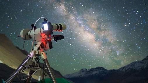 Млечный Путь с колоритом Индии: фантастические фотоработы Наванита Унникришнана