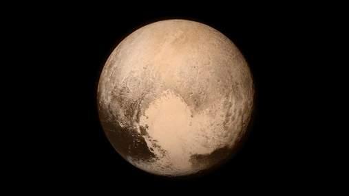 Атмосфера Плутона медленно исчезает